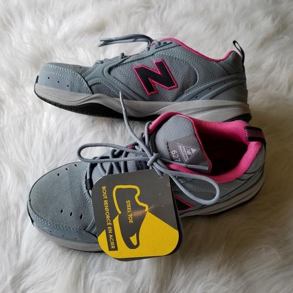895fa5dfbeea8f NWT New Balance Steel Toe Sneakers Size 8.5
